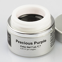 Gel Colorato Precious Purple 7 ml.
